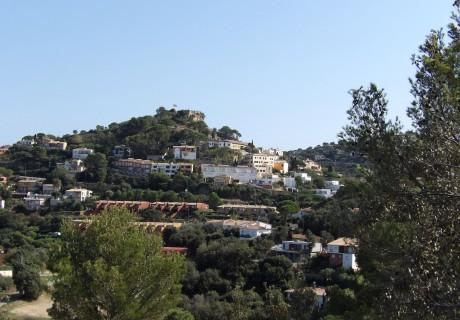 Image for Parcelas con vistas al pueblo de Begur y al mar, urbanización Mas Gispert